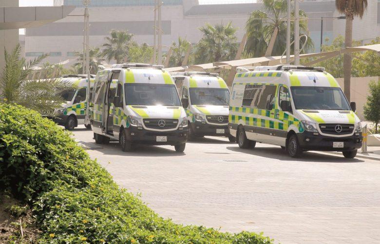 HMC gets CRA authorisation to test ambulance traffic warning system