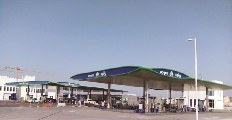 Woqod opens expansion of Wadi Al Banat petrol station