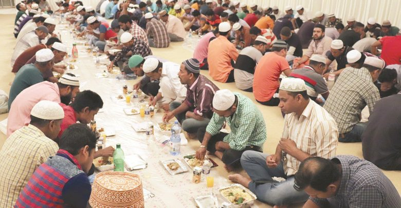 QC organises Iftar programmes in Indonesia, Kenya and Albania