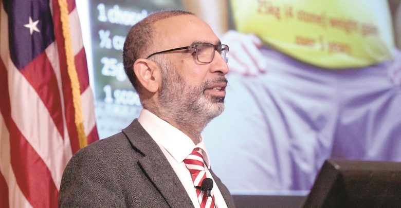 Over 21% of children in Qatar are obese: Dr Shahrad Taheri