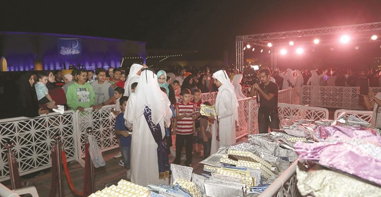 Katara lines up an array of Family activities for Eid