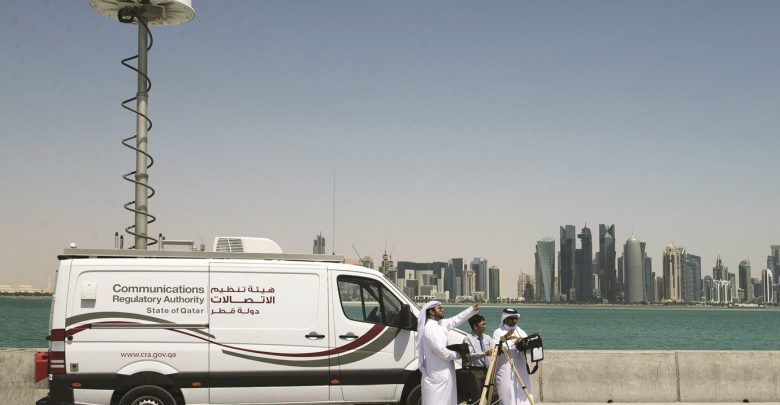 Qatar's mobile networks have high level of access and safety