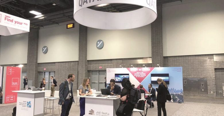 Qatar's education landscape showcased at US conference