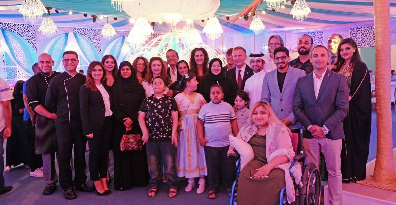 THE WESTIN DOHA HOSTS AN IFTAR FOR SHAFALLAH AND AAMAL CENTERS