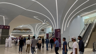 Doha Metro embarks on its historic journey