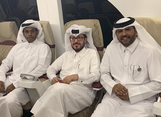 Doha Metro embarks on its historic journey