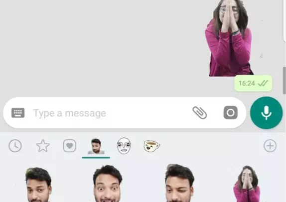 How to create your own personal WhatsApp Stickers?