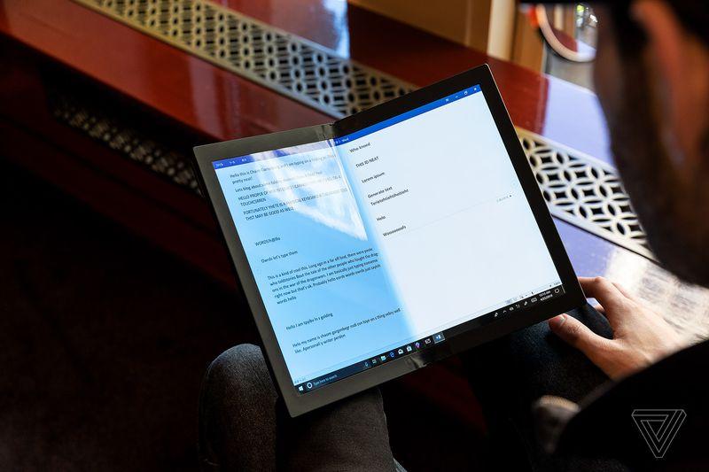Lenovo reveals a very small desktop computer