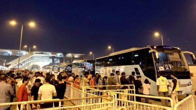 Mowasalat transported over 10,000 spectators