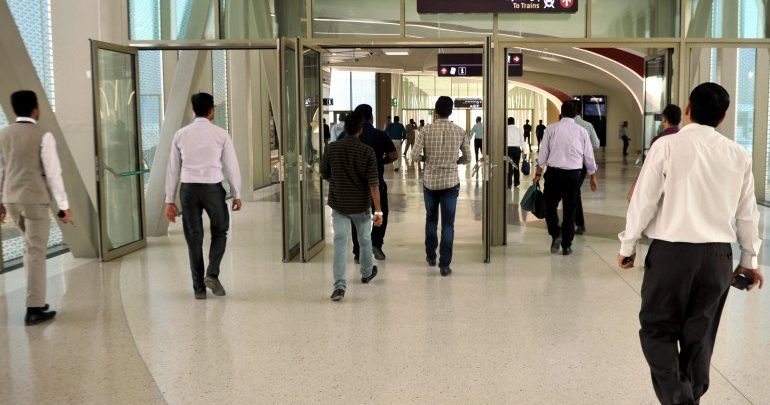 Qatar Rail to open more stations on Red Line soon