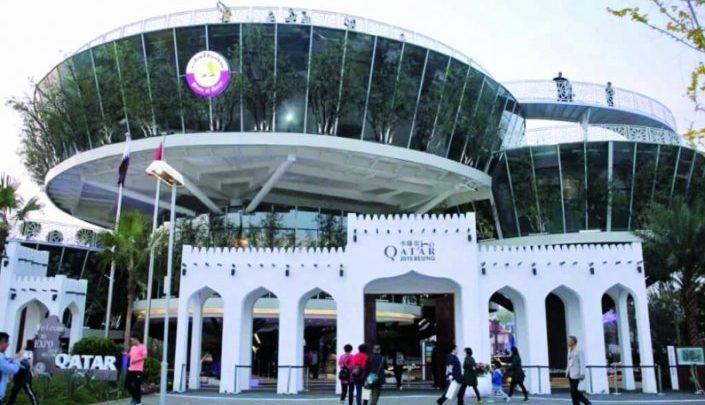 Quarter of a million people visit Qatar's pavilion at Beijing Expo
