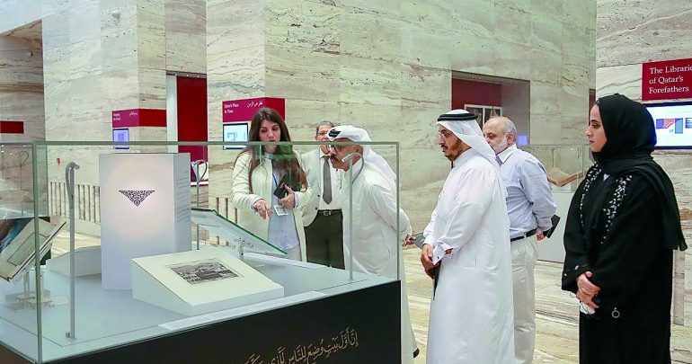 QNL exhibition sheds light on history of Holy Kaaba
