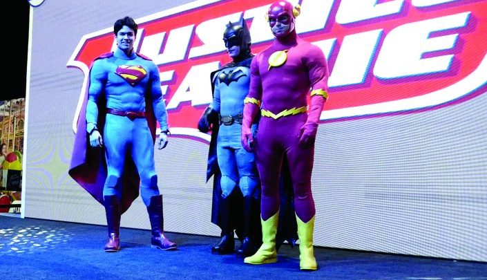 'Super heroes' to enhance immersive activities for Eid at Mall of Qatar