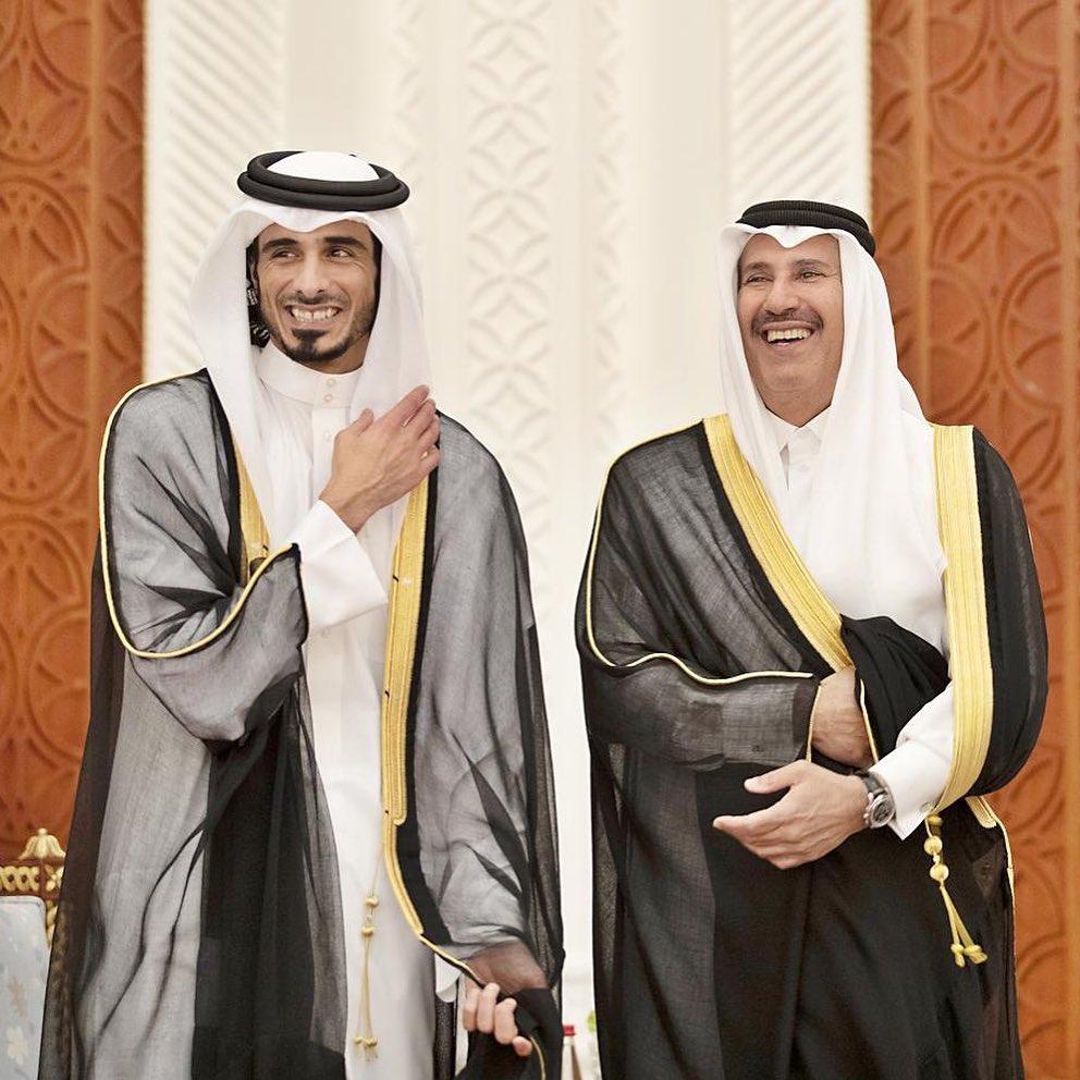 Amir receives well-wishers on advent of Ramadan