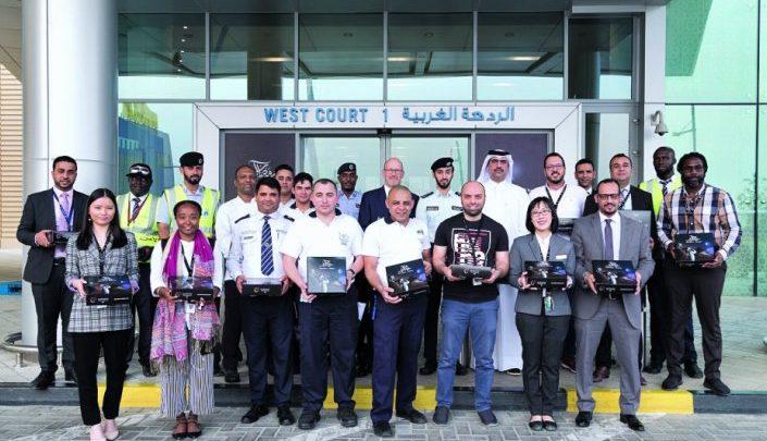 Doha Festival City appreciates those working through Iftar