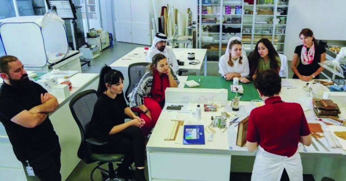 Qatar National Library hosts series of events to preserve heritage & history