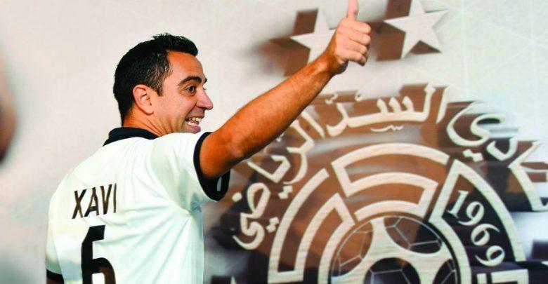 Xavi to begin coaching career with Al Sadd