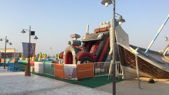 Souq Al Wakrah major Eid holiday destination