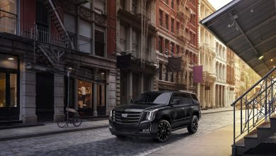 Cadillac Introduces 2019 Escalade Sport Edition in Qatar