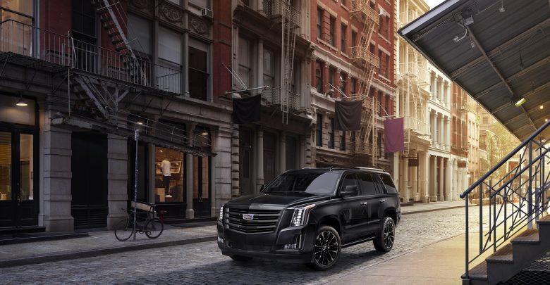 Cadillac Introduces 2019 Escalade Sport Edition in Qatar
