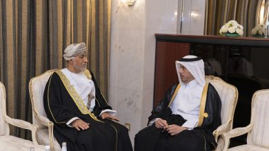Photo of Prime Minister meets advisor to Sultan of Oman
