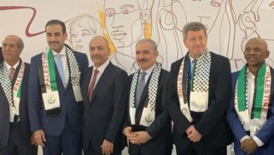 Photo of Qatar participates in annual international solidarity forum with people of Palestine
