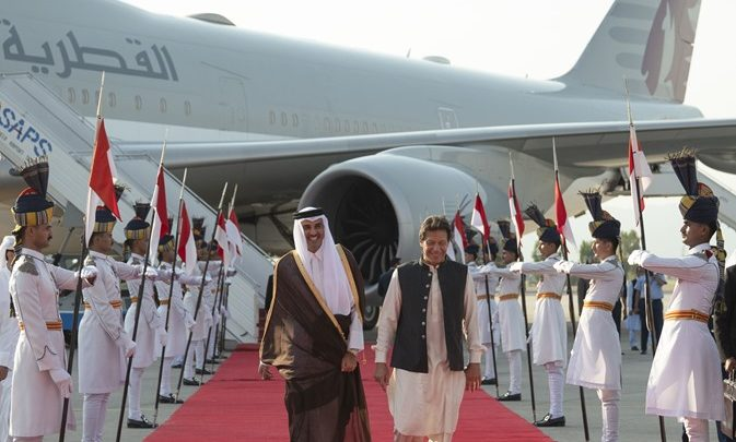 Amir arrives in Islamabad