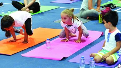 International Yoga Day marked