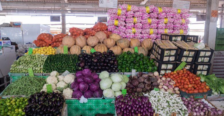 Sharp drop in prices of local veggies