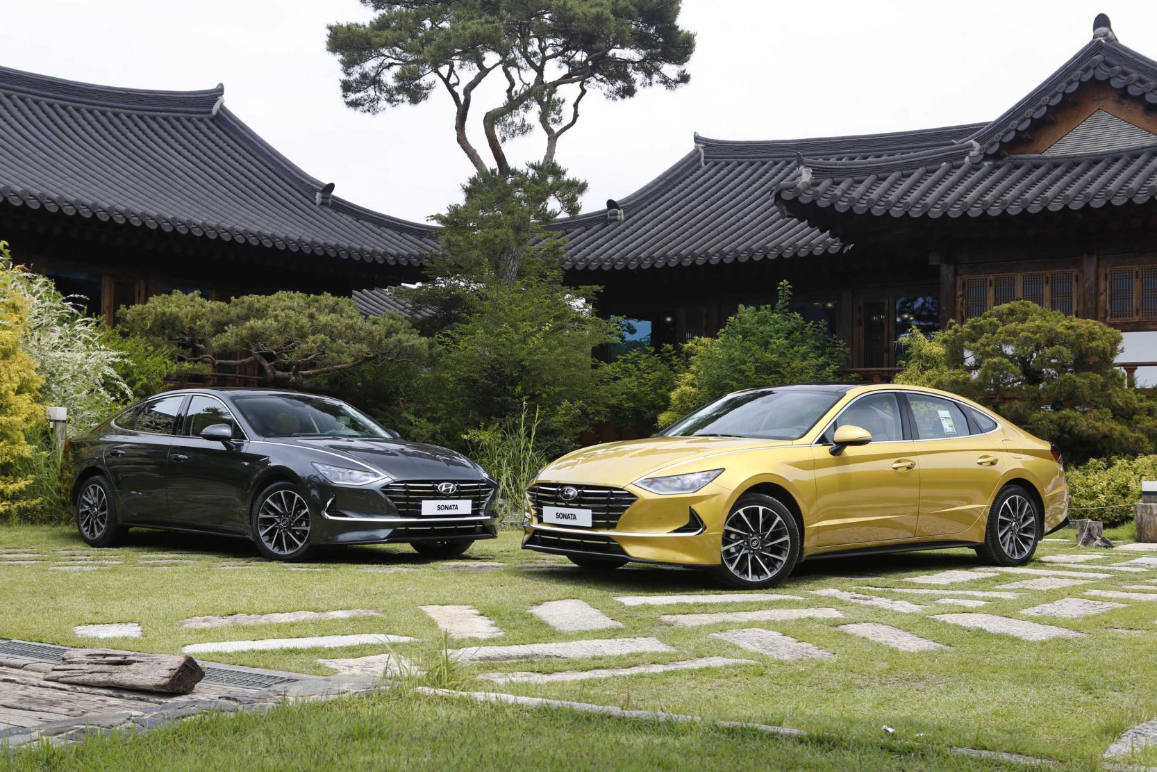 All-new Sonata Gives Hyundai's Mid-Size Hero a Sportier Profile