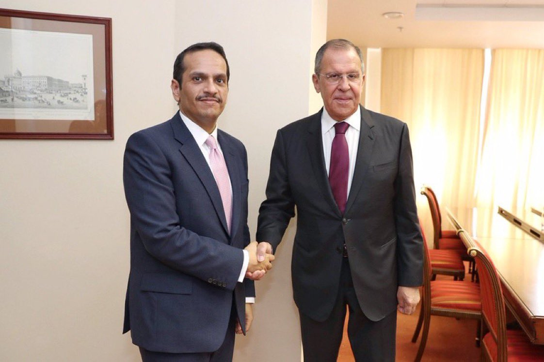 FM meets Lavrov, Bosnian president and Kyrgyz vice-PM