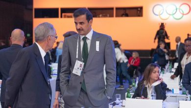 Amir attends IOC General Assembly meetings