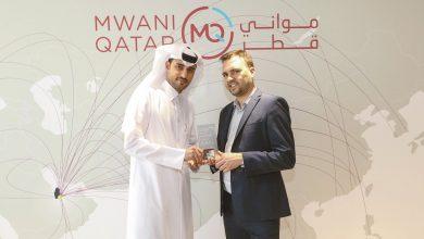Photo of Mwani Qatar video receives award at UK brand festival