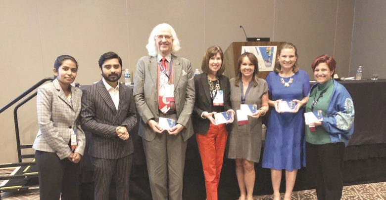 HBKU researcher participates at international leadership conference
