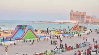 Katara witnesses large number of visitors