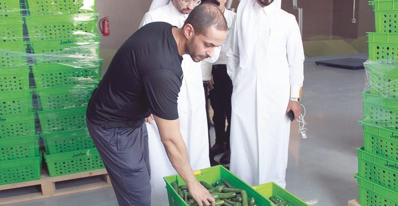 Mahaseel begins marketing local produce