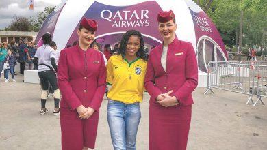 Qatar Airways celebrates opening of FIFA Women's World Cup