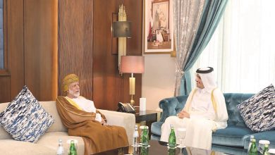 Photo of FM meets Oman's Minister Responsible for Foreign Affairs