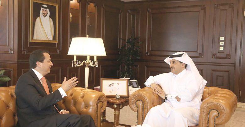 Attorney-general meets UN official