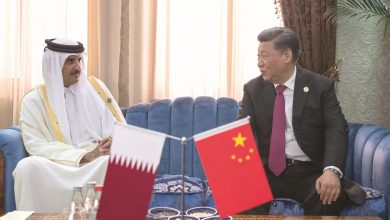 Amir meets Chinese President