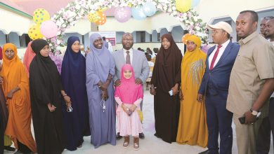 Qatar Charity-built school inaugurated in Garowe, Somalia