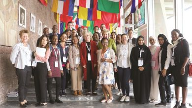 WISH trains young nursing leaders at World Health Assembly