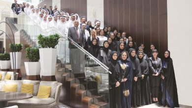 QA welcomes over 50 students to internship programme