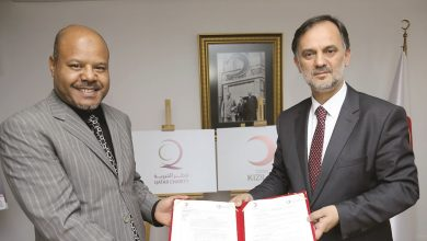 Turkish Red Crescent honours Qatar Charity