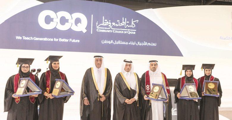 PM attends Community College graduation ceremony