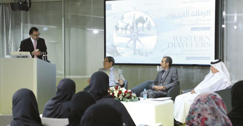 Travel writings offered new insights into Qatari society, finds QNL discussion