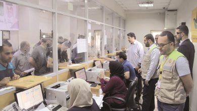 Photo of Disbursement of Qatari aid to 60,000 families in Gaza