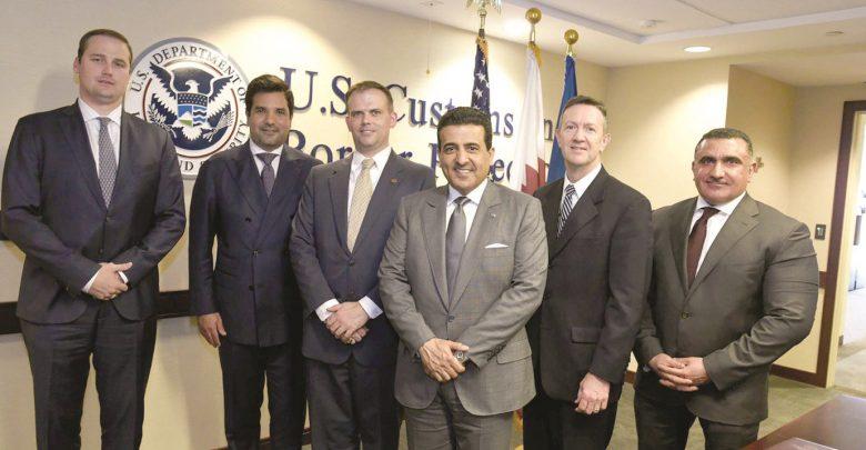 Qatar's Attorney General meets US officials