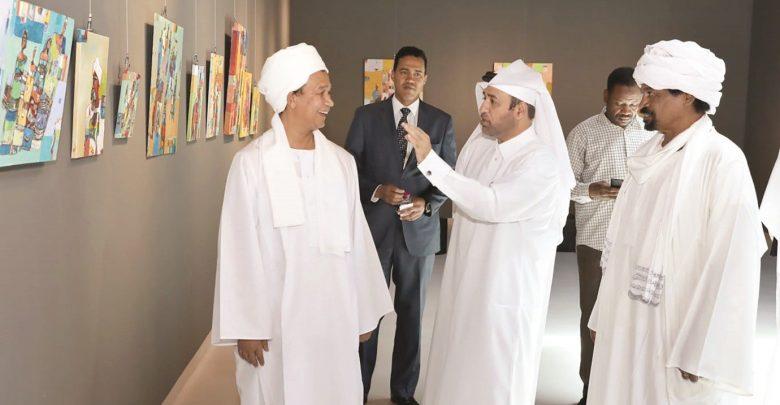 Katara opens two art exhibitions