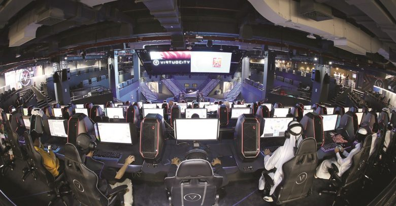 Game on as Virtuocity brings e-gaming Festival to Summer in Qatar